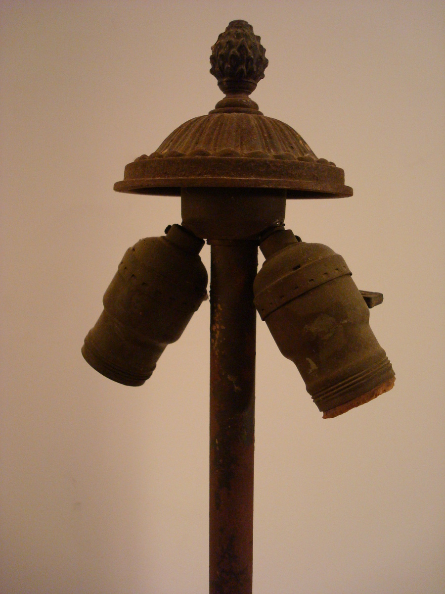 antique lamp identification collectors weekly