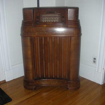 Philco radio 46-480