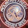 """Round Mountain Fresh Rainer """"R"""""""