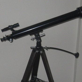 Astronomical Telescope, Model 307AF, Explorer 400X, Abercrombie & Fitch,Vintage