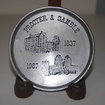 Procter & Gamble 150th Anniversary Coasters...