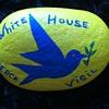 'Peace Vigil' Rock