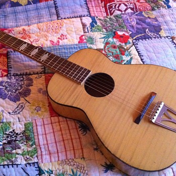Mid-Late 1950's Stella H928 Acoustic Guitar - Guitars