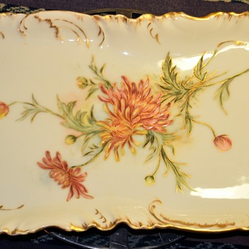 Haviland & Co, France Dresser Dish - 1888-1896