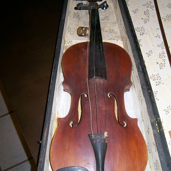 1891 Fiddle - Guitars