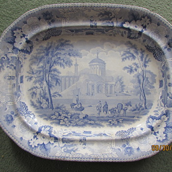 My favorite piece of period Blue & White but ? - China and Dinnerware