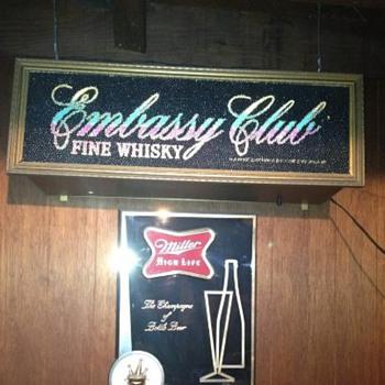 vintage signs - Signs