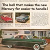 1954 - Mercury Sedan Advertisement