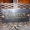 Need info... Vintage Resistol Hat display