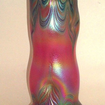 Igor Muller Vase - Art Glass