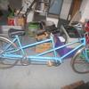 tandum shwinn bike
