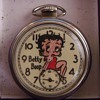 MyBetty Boop Pocket Watch