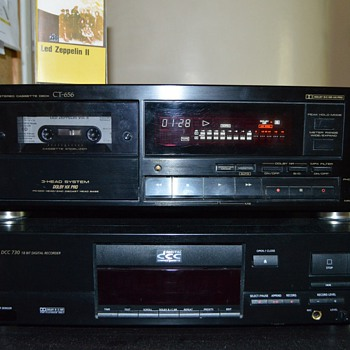 "Pioneer CT-656 ""platine"" cassette deck - Electronics"