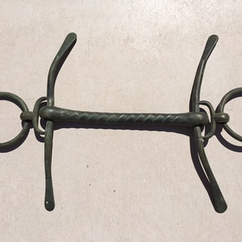 C. Greatrex & Son. Bronze Bridle Bit