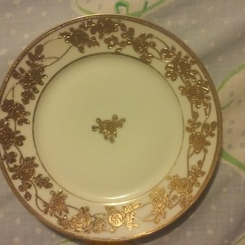 Possible early Noritake? - China and Dinnerware