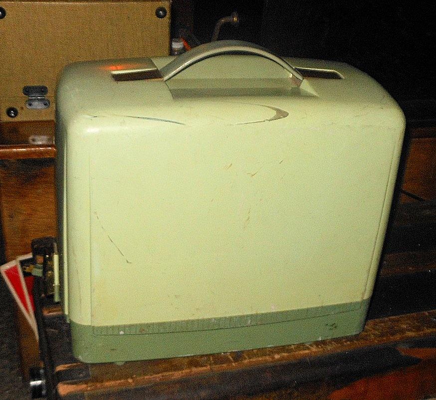 green singer sewing machine models