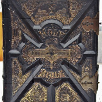 Unknown Bible - Books