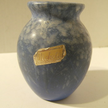 Small Dickota Pot - Art Pottery