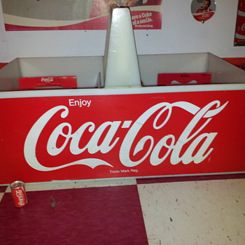 GIANT Coca-Cola Carrier - Coca-Cola