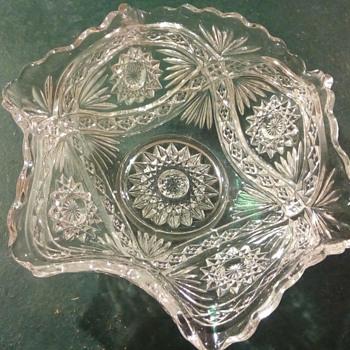Bowl found - Glassware