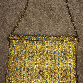 Beautiful Evening Bag from France