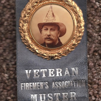 White Angel veteran Fireman's Association 1909 Salem