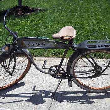 Unknown vintage Bike - Sporting Goods