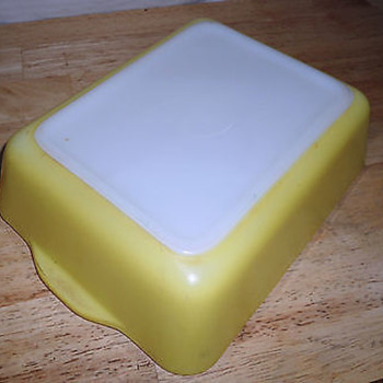 Yellow 503 With 2 Lids - Kitchen