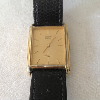70's-80's Seiko wristwatch.