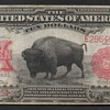 $10 Bison Note / Columbia