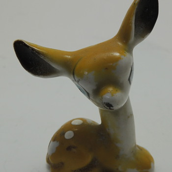 Wade Figurine?  Bambi or Deer? - Animals