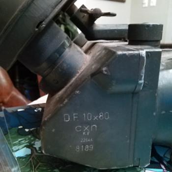 panzer flak binoculars