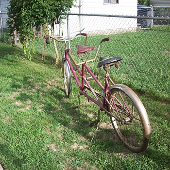 1964 voliet shwinn tandem