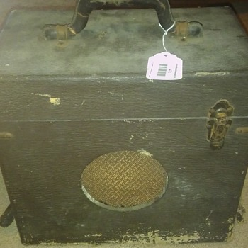 Does anyone know what this box is?