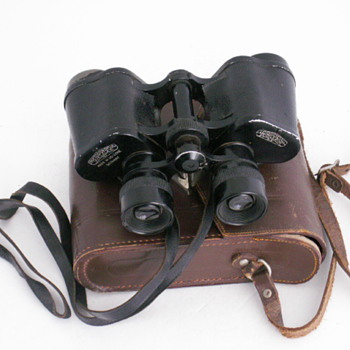 Post WWII, U.S. - ZONE Germany Binoculars - Military and Wartime