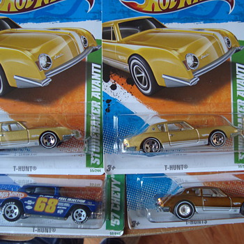 treasure hunts for 2011   - Model Cars