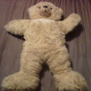 STEIFF MOLLY TEDDY BEAR