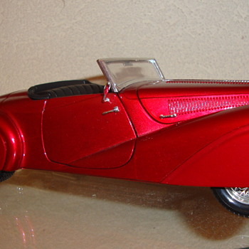 1:18 delahaye (my fafourite all time model0 - Model Cars