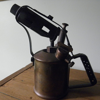 kerosene blow torch  - Tools and Hardware