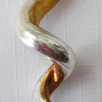 Christmas Snake Ornament