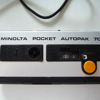 Minolta Pocket Autopak 70 (1973)