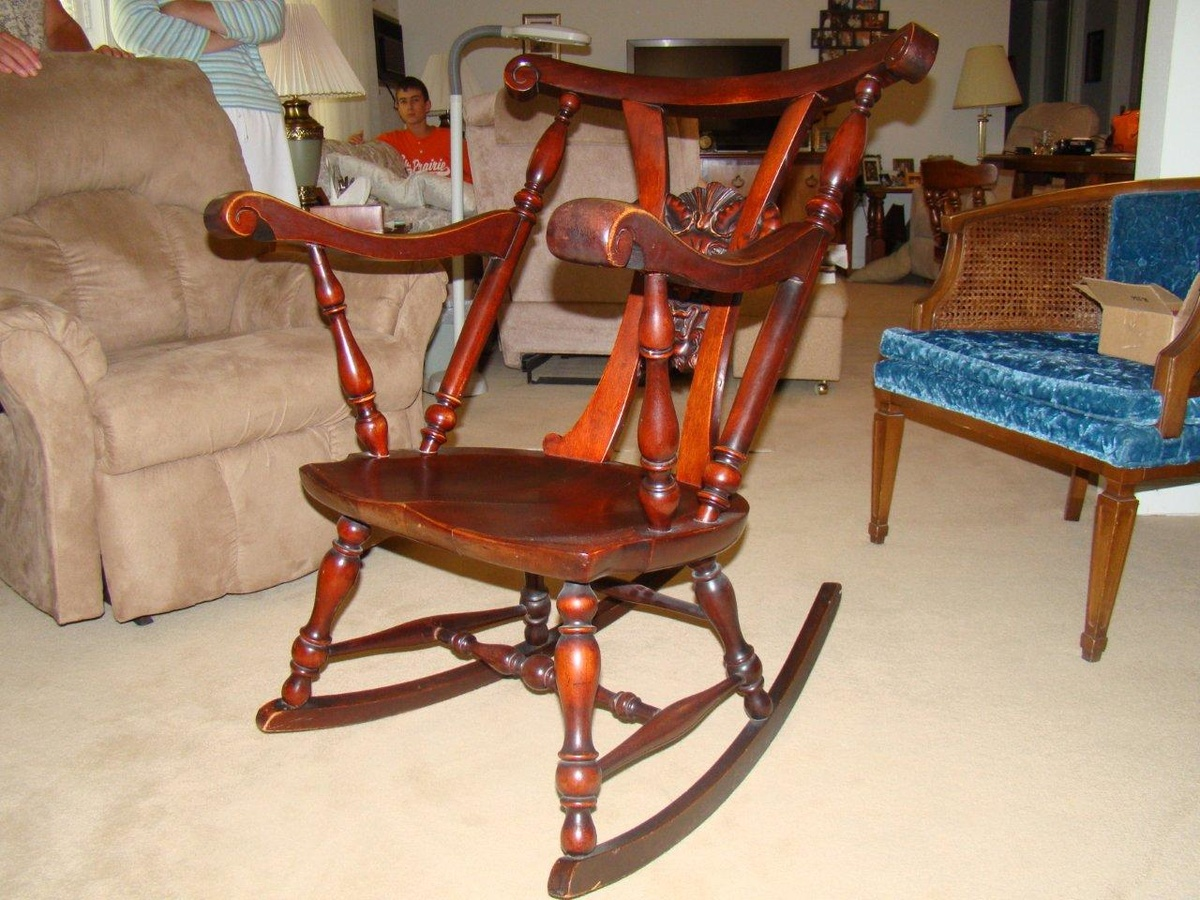 The Devil Chair Collectors Weekly