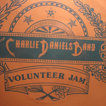 Charlie Daniels Band 45rpm   Volunteer Jam - Records