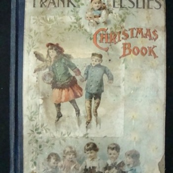 The Frank Leslie Christmas Book, 1895 - Books