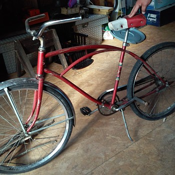 Need help identifying this bicycle, please - Sporting Goods