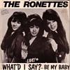 The Ronettes rare live recording
