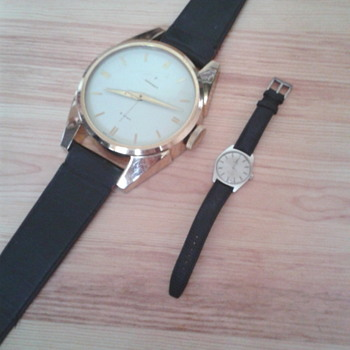 J.C. Penney Towncraft wrist watch-Part Deux!