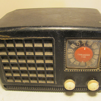 Clarion 12801 made in 1948 - Radios