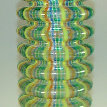 Newly procured yet not in hand. I could not wait to show off this beautiful piece by Barovier & Toso. - Art Glass