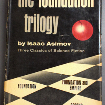 The Foundation Trilogy by Isaac Asimov - Books